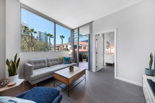 Photo 4: DOWNTOWN Condo for sale : 2 bedrooms : 253 10th Ave #221 in San Diego
