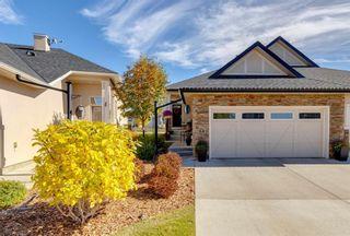 Photo 1: 84 Cimarron Estates Green: Okotoks Semi Detached for sale : MLS®# A1149803