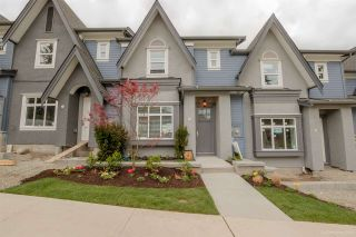 "Photo 1: 6 3410 ROXTON Avenue in Coquitlam: Burke Mountain Condo for sale in ""16 ON ROXTON"" : MLS®# R2057975"