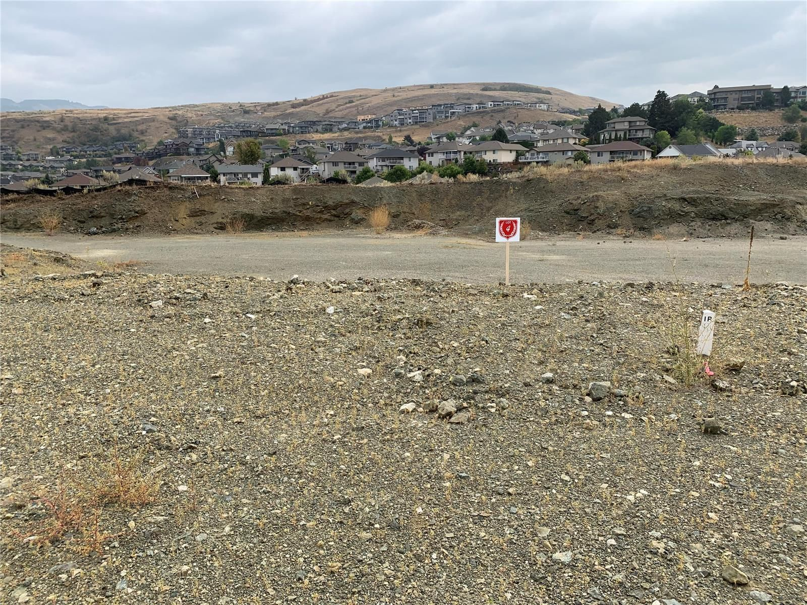 Main Photo: #Lot 4 949 Mt. Griffin Road, in Vernon: Vacant Land for sale : MLS®# 10241029