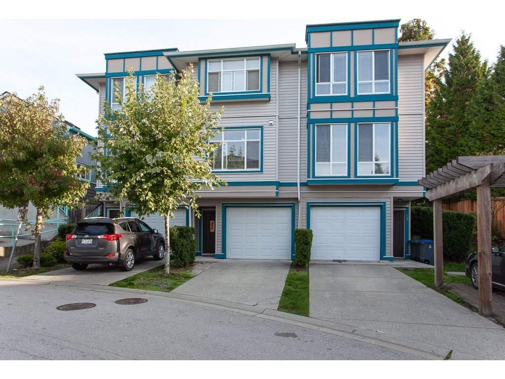 """Main Photo: 20 13899 LAUREL Drive in Surrey: Whalley Townhouse for sale in """"Emerald Gardens"""" (North Surrey)  : MLS®# R2308753"""