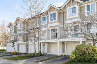 "Photo 1: 4 20890 57 Avenue in Langley: Langley City Townhouse for sale in ""Aspen Gables"" : MLS®# R2457097"