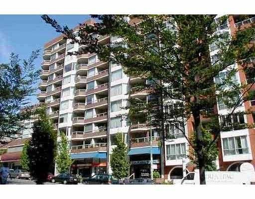 """Main Photo: 1005 1330 HORNBY Street in Vancouver: Downtown VW Condo for sale in """"HORNBY COURT"""" (Vancouver West)  : MLS®# V658769"""