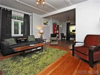 Photo 3: 322 Irving Rd in VICTORIA: Vi Fairfield East House for sale (Victoria)  : MLS®# 589580