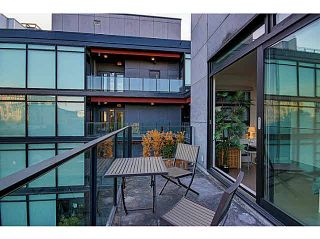 "Photo 16: 505 12 WATER Street in Vancouver: Downtown VW Condo for sale in ""GARAGE"" (Vancouver West)  : MLS®# V1141665"