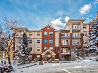 Photo 2: 205 417 3 Avenue NE in Calgary: Crescent Heights Apartment for sale : MLS®# A1114204