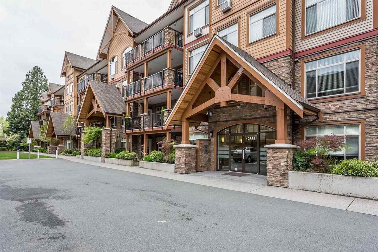 """Main Photo: 313 12565 190A Street in Pitt Meadows: Mid Meadows Condo for sale in """"CEDAR DOWNS"""" : MLS®# R2265640"""