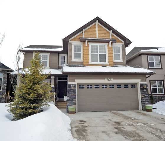 Main Photo: 468 EVERGREEN Circle SW in : Shawnee Slps Evergreen Est Residential Detached Single Family for sale (Calgary)  : MLS®# C3465591
