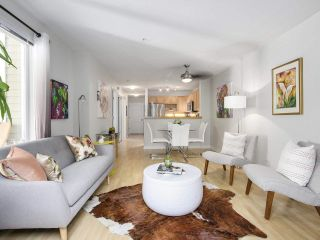"""Photo 4: 112 2628 YEW Street in Vancouver: Kitsilano Condo for sale in """"Connaught Place"""" (Vancouver West)  : MLS®# R2171360"""