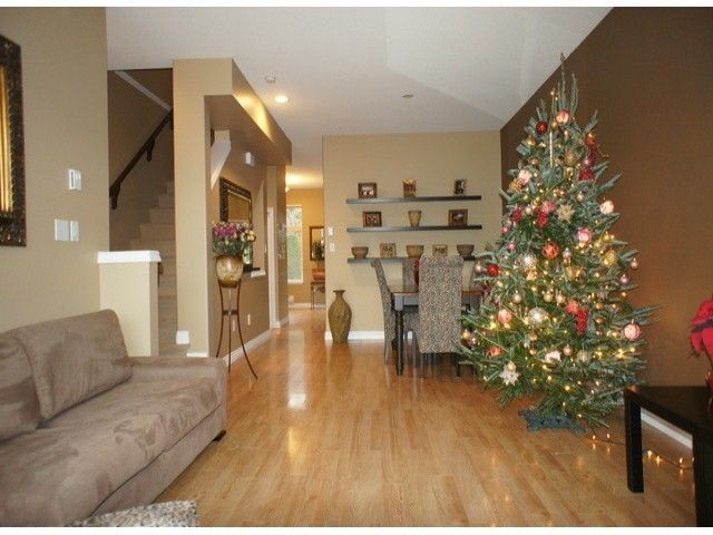 """Photo 3: Photos: 140 20449 66TH Avenue in Langley: Willoughby Heights Townhouse for sale in """"NATURES LANDING"""" : MLS®# F1300820"""