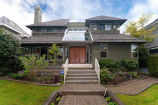 Main Photo: 3083 W 38TH Avenue in Vancouver: Kerrisdale House for sale (Vancouver West)  : MLS®# V888892