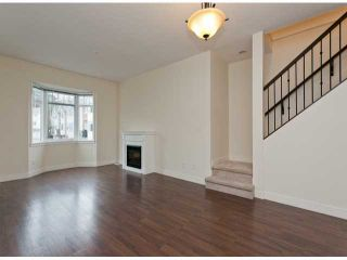 """Photo 3: 6 19551 66TH Avenue in Surrey: Clayton Townhouse for sale in """"Manhattan Skye"""" (Cloverdale)  : MLS®# F1307026"""