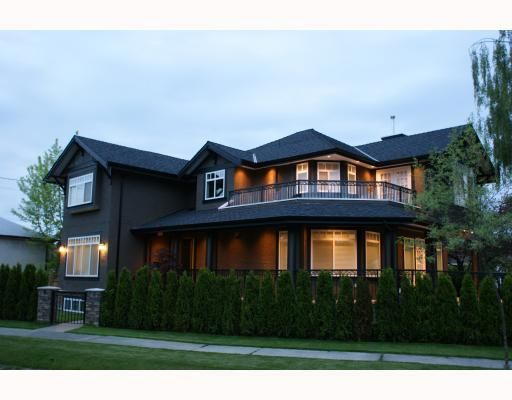 Main Photo: 3333 VALLEY Drive in Vancouver: Arbutus House for sale (Vancouver West)  : MLS®# V868710