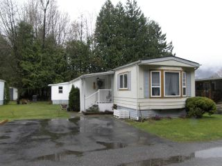 Photo 1: 12 62010 FLOOD HOPE Road in Hope: Hope Center Manufactured Home for sale : MLS®# R2556041