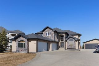 Main Photo: 557 MANOR POINTE Court: Rural Sturgeon County House for sale : MLS®# E4238853