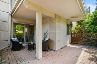 """Photo 27: 101 3128 FLINT Street in Port Coquitlam: Glenwood PQ Condo for sale in """"Fraser Court Terrace"""" : MLS®# R2582771"""