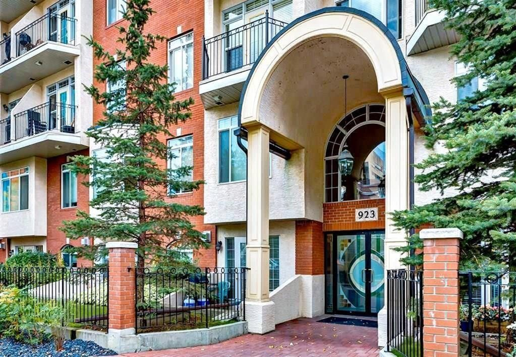 Main Photo: 103 923 15 Avenue SW in Calgary: Beltline Apartment for sale : MLS®# A1121221