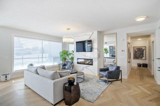 Photo 17: 214 15 Cougar Ridge Landing SW in Calgary: Patterson Apartment for sale : MLS®# A1095933