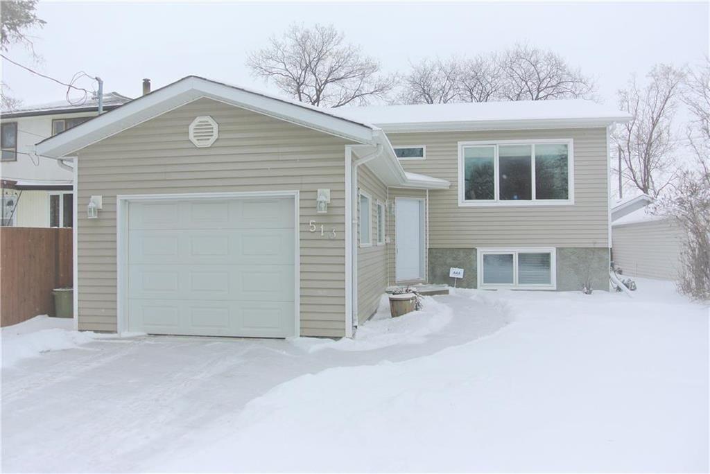 Main Photo: 513 Hudson Street in Winnipeg: West Fort Garry Residential for sale (1Jw)  : MLS®# 202007093