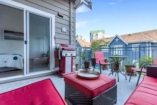 """Photo 22: 416 1200 EASTWOOD Street in Coquitlam: North Coquitlam Condo for sale in """"LAKESIDE TERRACE"""" : MLS®# R2598980"""