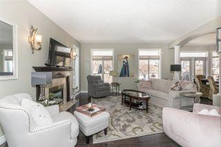 Photo 7: 10 OAKBAY Point: St. Albert House Half Duplex for sale : MLS®# E4236935