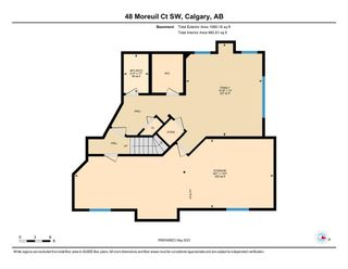 Photo 46: 48 Moreuil Court SW in Calgary: Garrison Woods Detached for sale : MLS®# A1104108