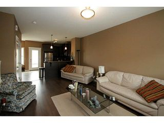 Photo 6: 245 RANCH RIDGE Meadows: Strathmore Townhouse for sale : MLS®# C3615774