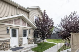 Main Photo: 607 250 Sage Valley Road NW in Calgary: Sage Hill Row/Townhouse for sale : MLS®# A1143988