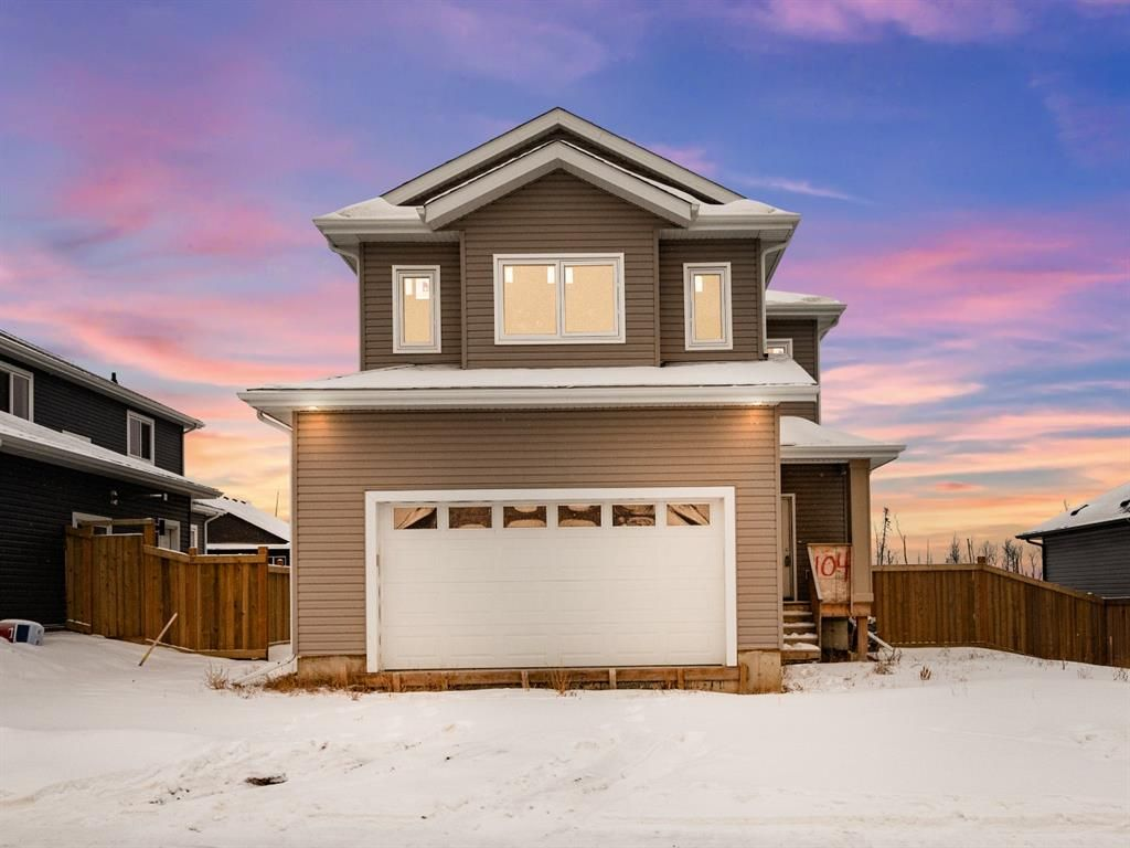 Beautiful 2-storey home with double attached garage