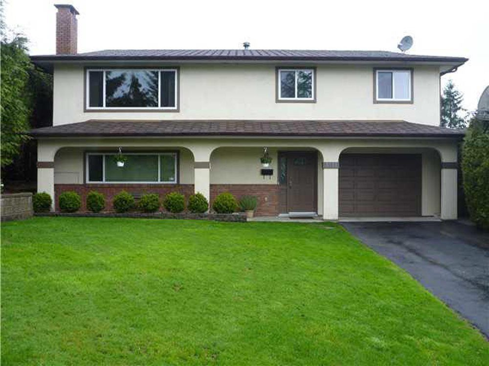 Main Photo: 3172 CAPSTAN Crescent in Coquitlam: Ranch Park House for sale : MLS®# R2064000