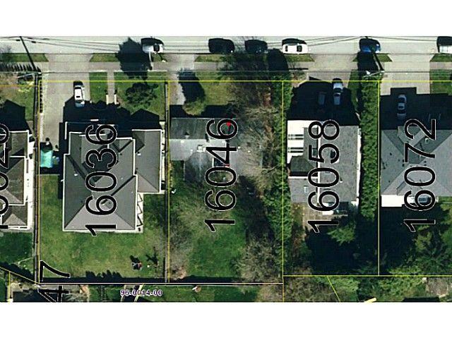 Main Photo: 16046 80TH Avenue in Surrey: Fleetwood Tynehead House for sale : MLS®# F1408575