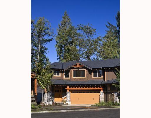 """Main Photo: 59 24185 106B Avenue in Maple_Ridge: Albion 1/2 Duplex for sale in """"TRAILS EDGE"""" (Maple Ridge)  : MLS®# V772344"""