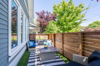 Photo 5: 3929 WELWYN Street in Vancouver: Victoria VE Townhouse for sale (Vancouver East)  : MLS®# R2591958