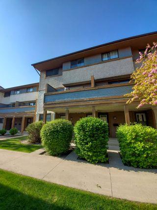 Photo 1: 17 595 Adsum Drive in Winnipeg: Townhouse for sale (4H)  : MLS®# 1914249