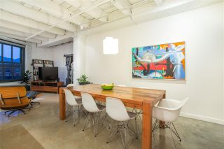 """Photo 7: 303 55 E CORDOVA Street in Vancouver: Downtown VE Condo for sale in """"Koret Lofts"""" (Vancouver East)  : MLS®# R2536365"""