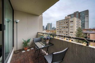 """Photo 17: 703 1127 BARCLAY Street in Vancouver: West End VW Condo for sale in """"BARCLAY COURT"""" (Vancouver West)  : MLS®# R2575156"""