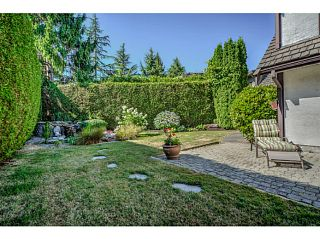 Photo 20: 6780 JUNIPER DR in Richmond: Woodwards House for sale : MLS®# V1137170