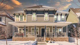 Main Photo: 2240 Mahogany Boulevard SE in Calgary: Mahogany Semi Detached for sale : MLS®# A1068630