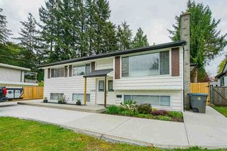 """Photo 1: 15054 CANARY Drive in Surrey: Bolivar Heights House for sale in """"Birdland"""" (North Surrey)  : MLS®# R2576273"""