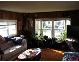 Photo 7: 1889 SHORE in Abbotsford: Central Abbotsford Manufactured Home for sale : MLS®# F2804923