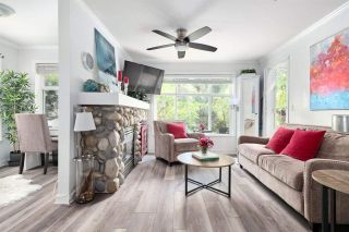 "Photo 1: 131 5700 ANDREWS Road in Richmond: Steveston South Condo for sale in ""River's Reach"" : MLS®# R2580300"