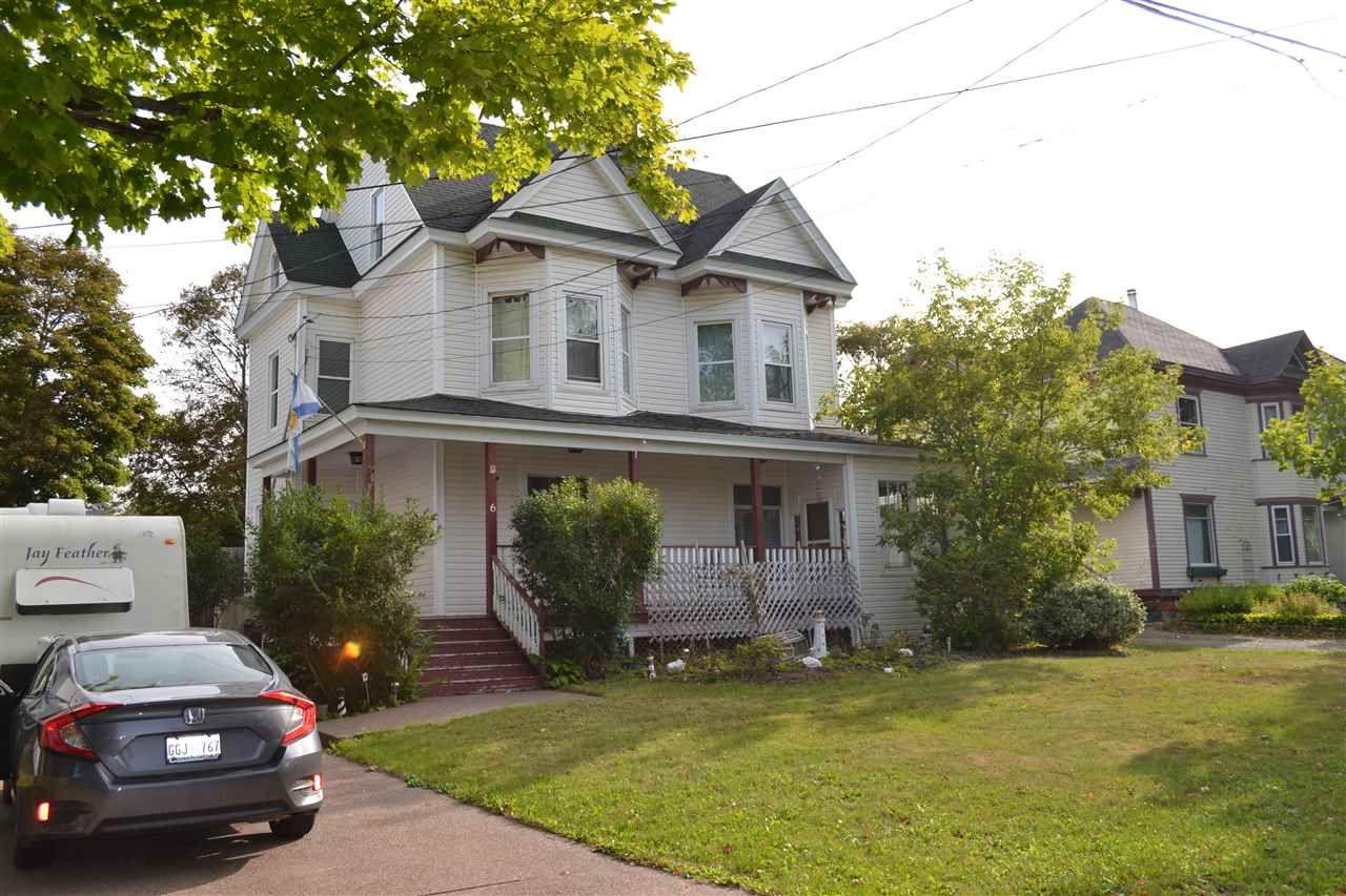 Main Photo: 6 Melrose Street in Amherst: 101-Amherst,Brookdale,Warren Residential for sale (Northern Region)  : MLS®# 202100437
