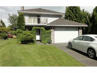 Photo 1: 960 160B Street in Surrey: King George Corridor House for sale (South Surrey White Rock)  : MLS®# F1413697