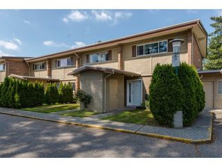 """Photo 1: 12 2048 MCCALLUM Road in Abbotsford: Central Abbotsford Townhouse for sale in """"Garden Court Estates"""" : MLS®# R2292137"""