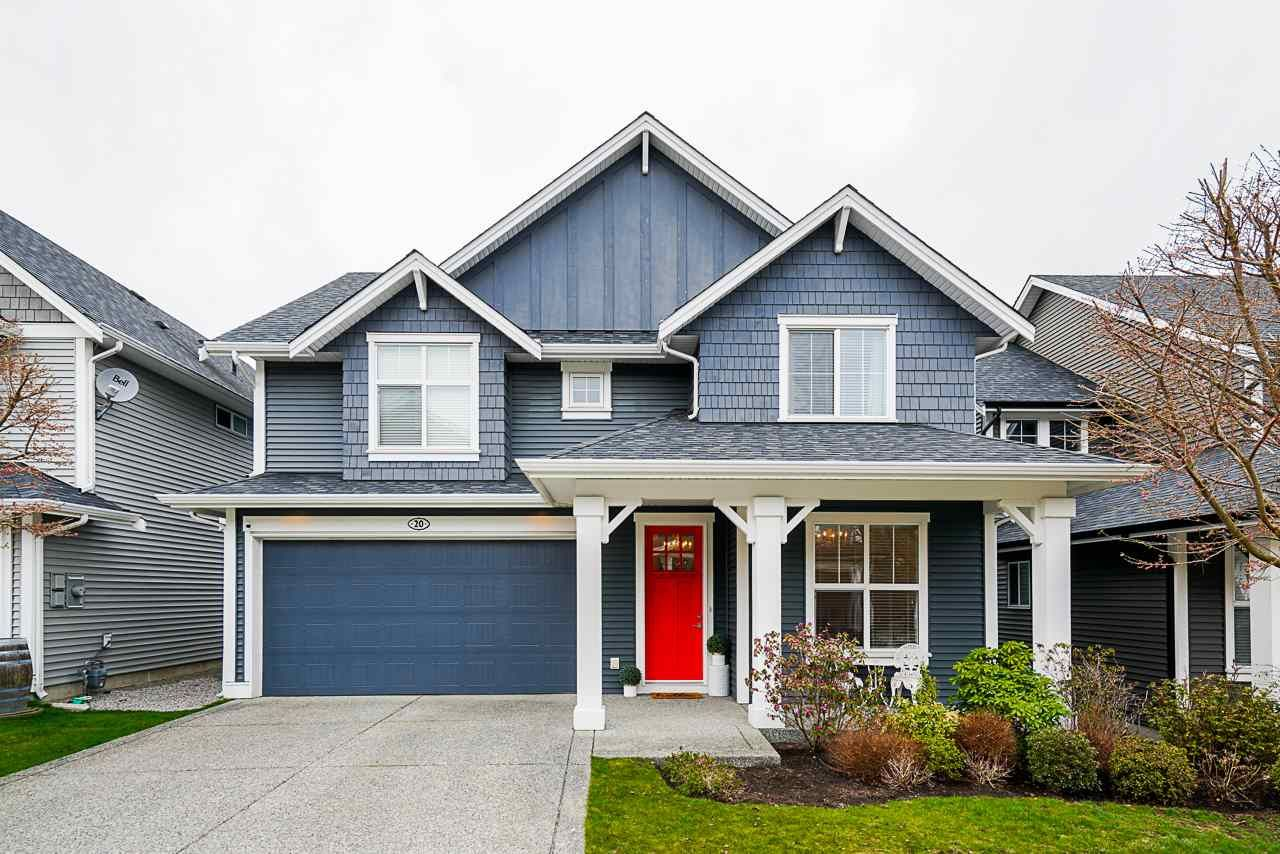 """Main Photo: 20 7891 211 Street in Langley: Willoughby Heights House for sale in """"Ascot"""" : MLS®# R2554723"""