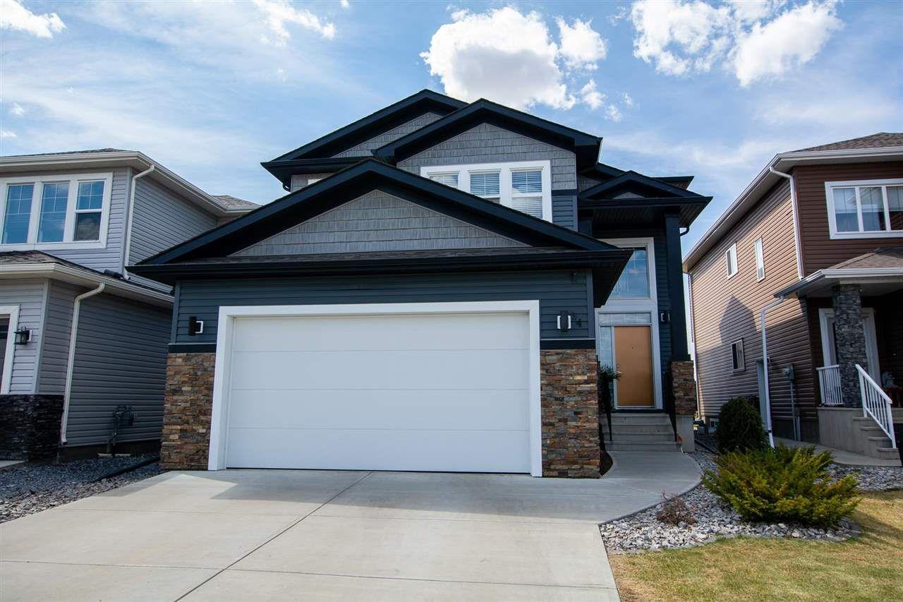 Main Photo: 34 Canyon Road: Fort Saskatchewan House for sale : MLS®# E4257902