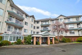 "Photo 1: 212 5363 206 Street in Langley: Langley City Condo for sale in ""PARKWAY II"" : MLS®# R2554116"