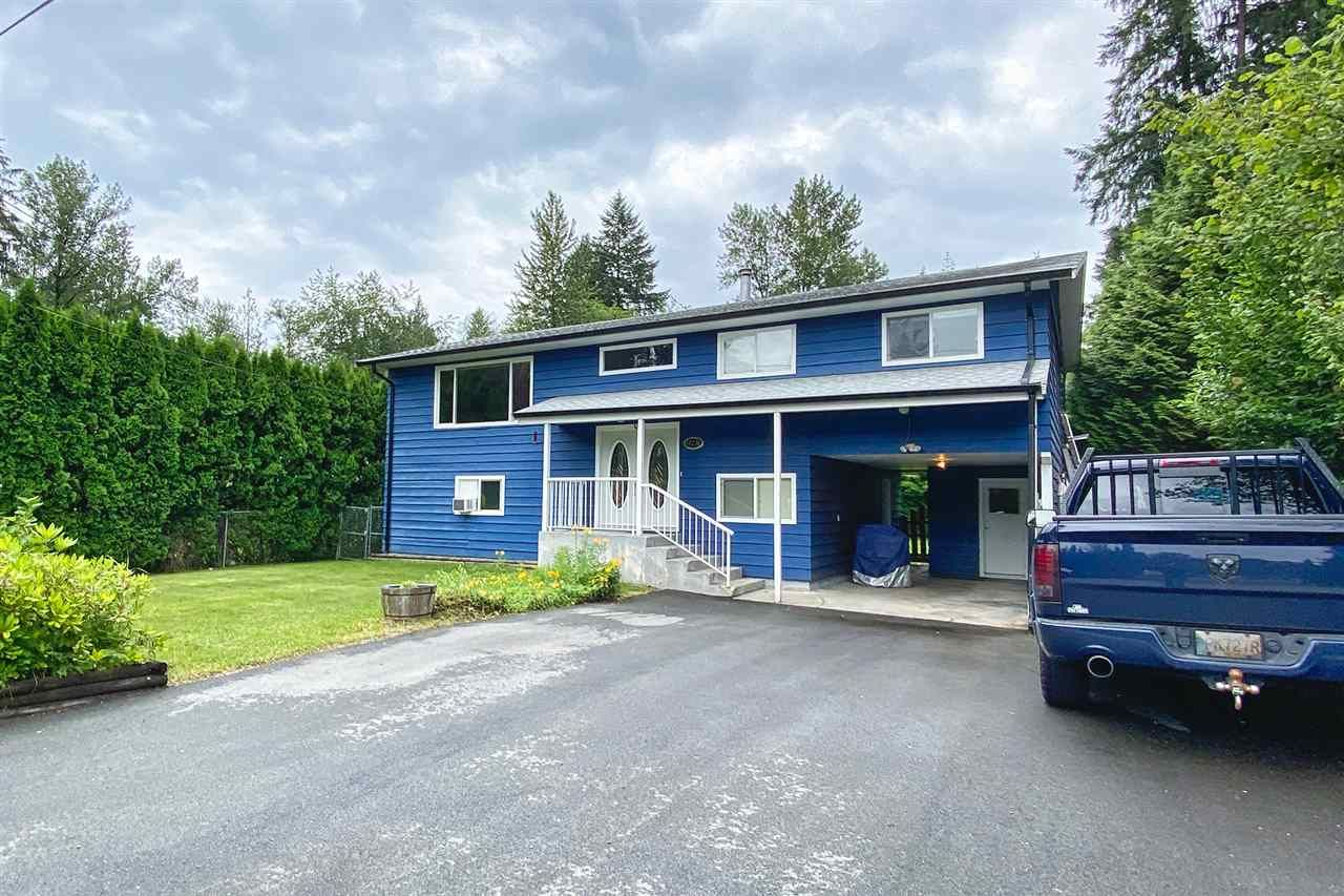 Main Photo: 13236 233 Street in Maple Ridge: Silver Valley House for sale : MLS®# R2491498