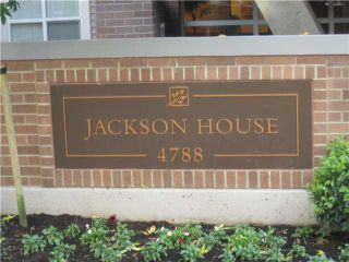 """Photo 5: 115 4788 BRENTWOOD Drive in Burnaby: Brentwood Park Condo for sale in """"JACKSON HOUSE"""" (Burnaby North)  : MLS®# V1054087"""