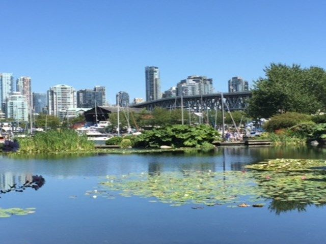 Main Photo: 1581 MARINER WK in Vancouver: False Creek Condo for sale (Vancouver West)  : MLS®# V1127219